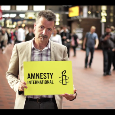 AMNESTY INTERNATIONAL kampagnefilm