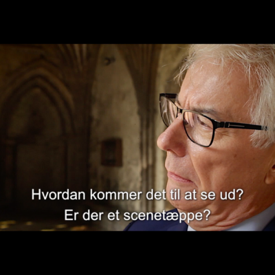Ken Follett i Canterbury
